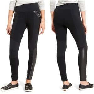 Athleta Ponte Luxe Leggings
